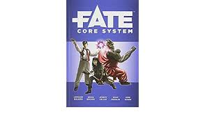 Fate: Core System Roleplaying by Leonard Balsera, Brian Engard, Jeremy  Keller, Ryan Macklin, (2013) Paperback: Amazon.com: Books
