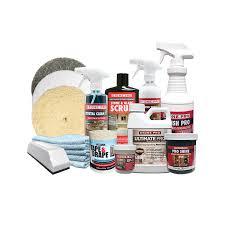 granite countertop deep clean polish