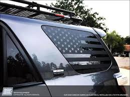 Custom American Flag Side Window Decals Choose Your Size Custom Trucks Custom Pickup Trucks Window Decals