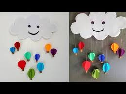 diy easy wall hanging art tutorial