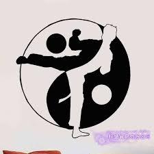 Boxing Club Mma Taekwondo Karate Sticker Kick Play Car Decal Free Combat Posters Vinyl Striker Wall Decals Decor Wall Stickers Aliexpress