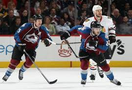 Avalanche thrill Paul Carey by calling him up from minors – The ...