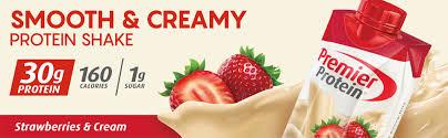 premier protein drink strawberries