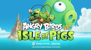 GDC 2019: Angry Birds Officially Coming To PSVR And iOS ARKit Very Soon