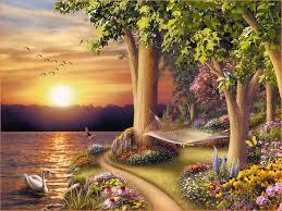 صور مناظر طبيعيه رومانسيه جميلة اجمل بنات