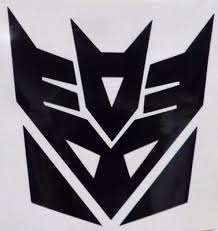 Decepticon Transformers Car Laptop Window Vinyl Decal Sticker Choose 12 Colors 4 00 Picclick