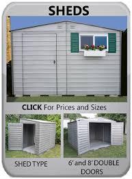steel sheds metal buildings outdoor