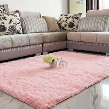 fluffy floor rug gy area rug