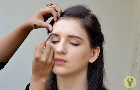 formal eye makeup a step by step tutorial