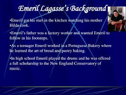 PPT - Emeril Lagasse PowerPoint Presentation, free download - ID ...