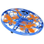 UFO Induction Four-axis Aircraft Infrared Sensing Toy Silk