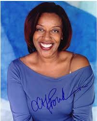 CCH Pounder (CCH = Carol Christine Hilaria), Guyanese-American film and TV  actress. She has appeared in numerous films,… | Actresses, Female  actresses, Famous black