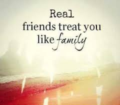 friends considered family quotes