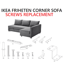 ikea corner sofa s replacement