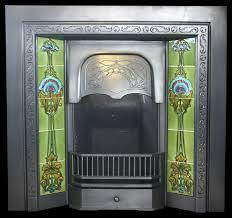 1 935 art nouveau tiles in cast iron