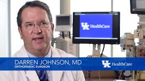 Dr. Darren Johnson, top-ranked knee surgeon, talks about his most ...