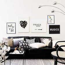 Elegant Poetry Stylish And Simple Pattern Decoration A4 Canvas Painting Art Print Poster Picture Home Decor Bedroom Wall Decor Nordic Wall Canvas Home And Decoration