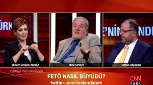 İlber Ortaylı Didem Arslan Yılmaz'ı Fena Bozdu: Sana Ne! Ne ...
