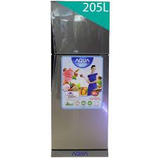 Tủ lạnh AQUA AQR-U205BN 205 lít ngăn đá trên giá rẻ, mua bán tủ ...