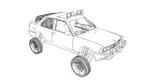 at sema one man builds a bmw for baja