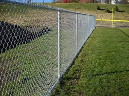Professional Chain Link Fence Installation In Frisco Chain Link Fence Installers