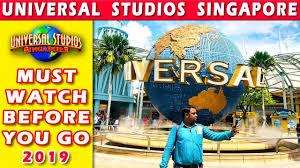 universal studios singapore 2019