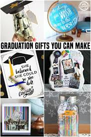 awesome graduation gifts you can make
