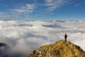 gak siap tenar jangan jadiin quotes tentang gunung ini caption
