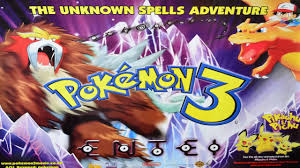 Movie Commentary - Pokemon Spell of the Unown - YouTube
