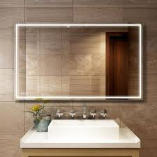 led light vanity mirrors bathroom