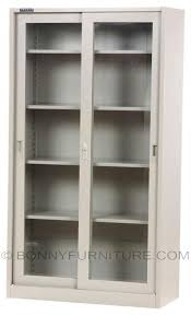 jit lf01 glass door metal cabinet