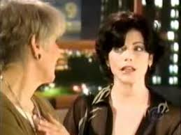 Lesli Kay ATWT Molly Punches Katie's Poster & Nice Scene w Kim Hughes (Kathryn  Hayes As World Turns - YouTube