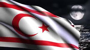 Kuzey Kıbrıs Türk Cumhuriyeti Bayrağı - YouTube