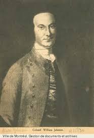 Biography – JOHNSON, Sir WILLIAM – Volume IV (1771-1800 ...