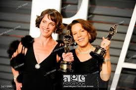 Producer Dana Perry (L) and Director Ellen Goosenberg Kent attend ...