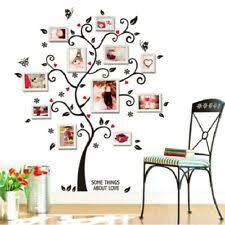 Family Tree Removable Decor Wall Decals Art For Sale In Stock Ebay