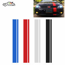 Universal Racing Stripe Car Decals And Stickers 1x 6 Hood Stripe Auto Graphic Decal Vinyl Car Truck Vehicle Body Racing Stripe Racing Stripes Auto Graphics Decalsvinyl Car Aliexpress