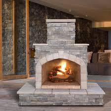 cal flame stone veneer propane natural