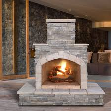 cal flame cultured stone propane