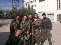 Aleppo: Syrian Army and Liwaa Al-Quds Capture Al-Ghannam Farms ...