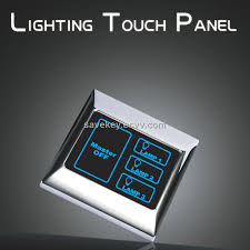 infrared remote control wall light