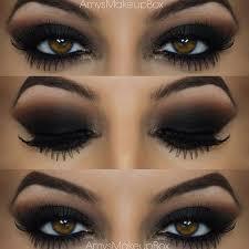 smokey eye makeup tutorials for beginners