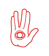 Rezz Hand Edm Dj Logo Vinyl Decal Sticker Kandy Vinyl Shop