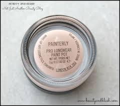 mac pro longwear paint pot in painterly