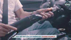 Máy hút bụi không dây mini Xiaomi Cleanfly cho xe ô tô. trong 2020 | Xe ô tô,  Ô tô, Phụ kiện ô tô