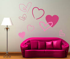 Heart Pack Wall Decals Trading Phrases
