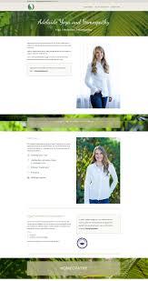Website for Abby Ward-Takarabe | Website Adelaide