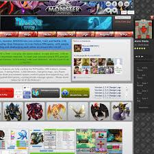 Monster MMORPG Free To Play Browser Based MMO RPG Game Pokemon ...