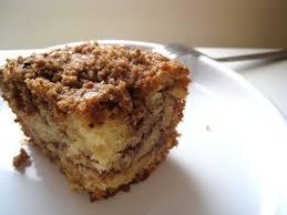 lottie doof sour cream coffee cake