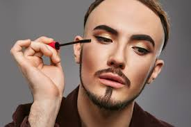 what do koreans think of makeup for men